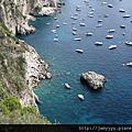義大利蜜月-拿坡里/藍洞/卡布里島/法拉利高速火車