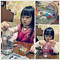 2015-12-16【diy】寶貝相片玻璃雪花瓶