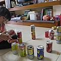 2016-11-10鋁罐保齡球