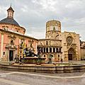 瓦倫西亞舊城區
