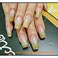 2011-06-Janear NAIL 珍妮兒公主 水晶指甲♥指甲彩繪♥手足保養