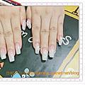 2011-07-Janear NAIL 珍妮兒公主 水晶指甲♥指甲彩繪♥手足保養