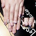 2012-11-Janear NAIL 珍妮兒公主 ♥光療美甲♥