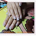 2010-12-Janear NAIL 珍妮兒公主 水晶指甲♥指甲彩繪♥手足保養