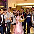 2009-10-17 庭輝學長結婚+板橋縣府頂樓觀景台