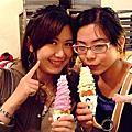 2009-10-11 跟婆婆.志穩.曉琪 桃園行