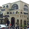美術館附近的餐廳