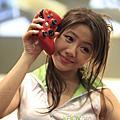 2009年電玩展 Show Girl XBOX 360 微軟攤位