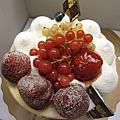 20121030阿瑪迪斯咖啡館蛋糕