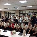 服務課程和學員合照