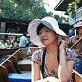 2008/12/31 水上市場與泰絲博物館