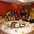 集英排舞隊2013年尾牙聚餐留影