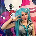 #日本文化#日本文化展#2014年法國巴黎JAPAN EXPO -coooby-