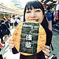 #日本購物#日本旅遊#東京觀光#淺草#CANMAKE