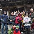 日本旅遊團體寫真(2012年)