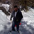 Big Bear Sleding 大熊湖滑雪橇