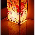 2011.11.09 桌燈DIY