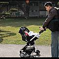 20150104_2個月又17天的小范糰第一次出門散步_中央大學