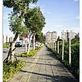 從林口散步到龜山 (SONY NEX-5 晴天外拍)