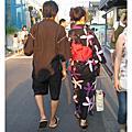 2007.08.10 日本鎌倉(2)_八幡宮‧材木座海岸花火節