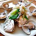 冬鏡魚海味漁夫料理
