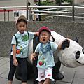 遊記-20090818-木柵動物園看團團圓圓