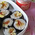 生活-20090908-蓁的壽司午餐