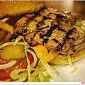 【台中│美食】艾可先生漢堡餐廳