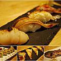 【台中│美食】鰭匠手作壽司