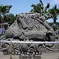 【台南】2012白色雲嘉南一見雙雕『沙雕』藝術季by馬沙溝濱海遊樂區