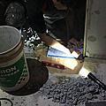 玻璃工程_安裝玻璃地絞鍊