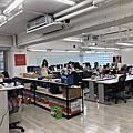 台北市信義區5樓辦公室裝潢