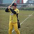 2009龍麻基壘球對春季開訓典禮