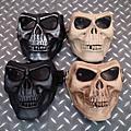 面具舊化塗裝