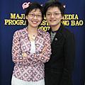 JC @ 07爱心年新闻发布会