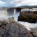 冰島Iceland 2012  米湖, 鑽石圈 & 北極圈的Grimsy