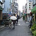 JP♥  - 下町谷中散步+上野