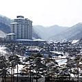1/16江村滑雪場