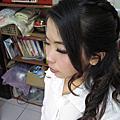 親友妝髮 姐妹妝髮  敏感性肌膚
