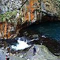 紅香溫泉-帖比倫瀑布