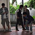 2008.05.10廢墟拍劇照