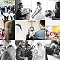 婚禮攝影 新莊翰品酒店婚禮紀錄 搶鮮版 / 後敬&心怡