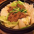 簡易壽喜鍋(Sukiyaki)