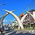【肯亞‧Mombasa】蒙巴薩 肯亞第二大都市 印度洋岸港都