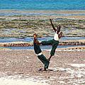 【肯亞‧Diani Beach】海洋生態豐富的迪亞尼海灘