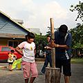 05/10~11去茶山部落當原住民
