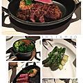 ▎2016。9月 ▎慶生月❤台中 MEATGQ STEAK 橡木炙烤牛排