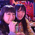 2013.12.31跨年。飛魚音樂餐廳。錢櫃KTV