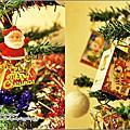 20131225 ღ 耶誕樹diy