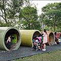 20160405 ღ 四色水管の時空隧道溜滑梯~老街溪河川教育中心&新勢公園